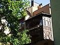 Bydgoszcz ul. Konarskiego 9 kamienica ob. hotel, widziany od strony parku miejskiego.jpg