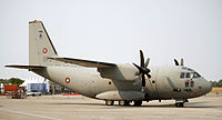 C-27J 073 Bulgarian Air Force, september 01, 2012