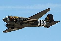 C-47 Dakota - Chino Airshow 2014 (15867578416).jpg
