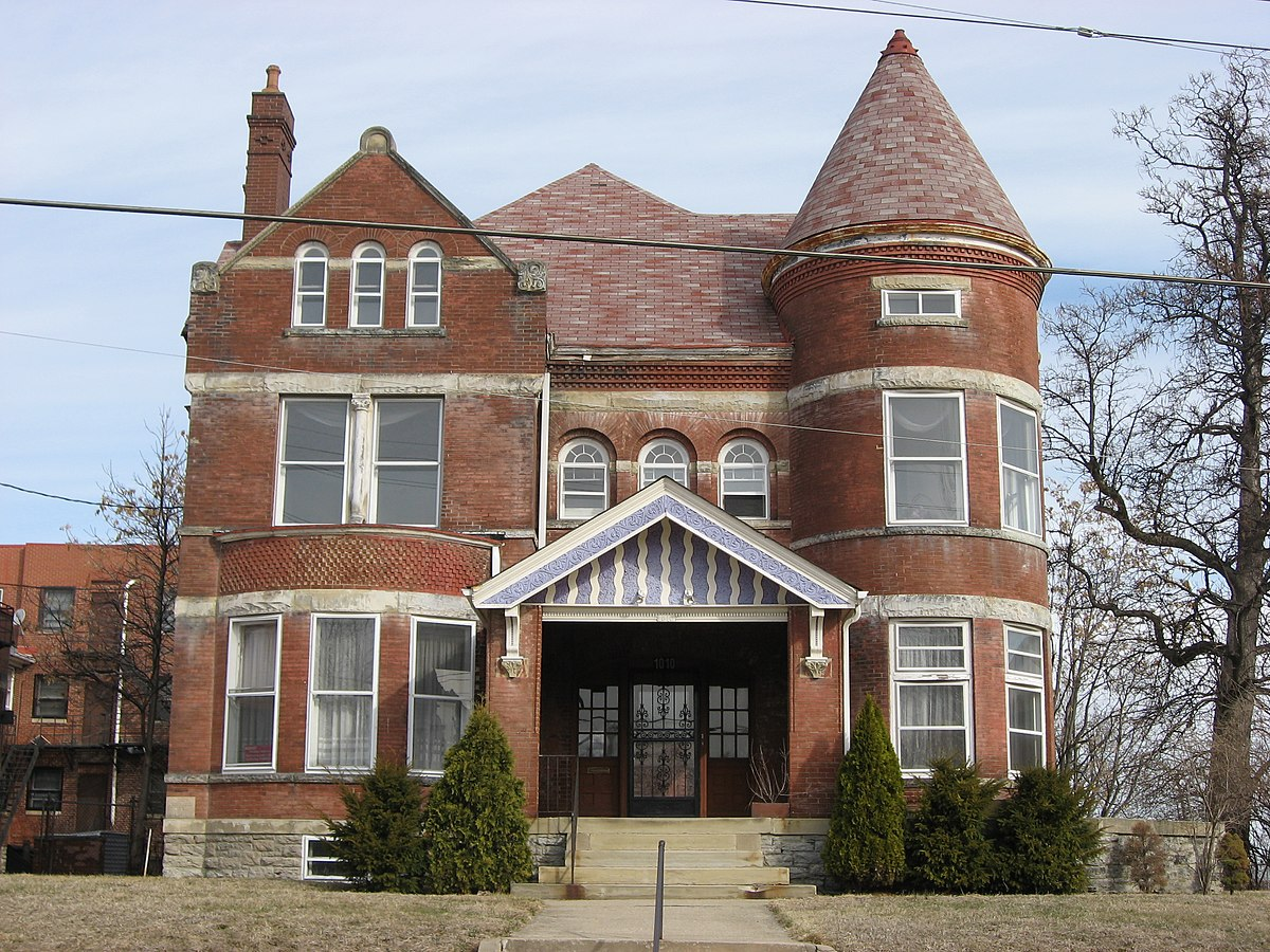 C H Burroughs House Wikipedia