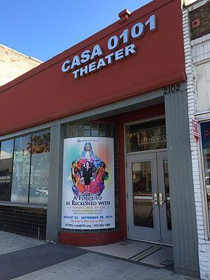 Josefina López - CASA 0101 Theater in Boyle Heights