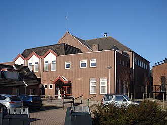 Christian Reformed Churches - Image: CGK Bethel Sliedrecht 2