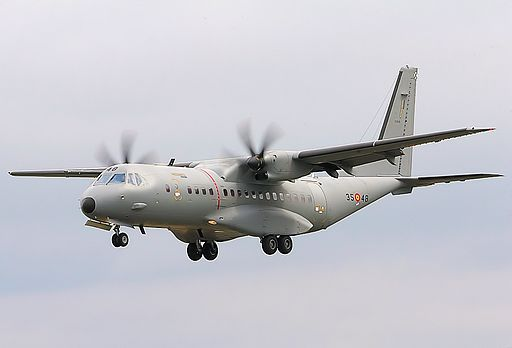CN295 - RIAT 2007 (2348467456)