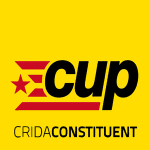 Popular Unity Candidacy–Constituent Call - Image: CUP Crida Constituent