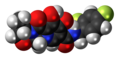Cabotegravir molecule spacefill.png