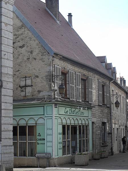 Restaurant ISMH, Baume les Dames, Doubs, France