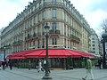 Cafe Le Fouquet's, Paris - 2011.jpg