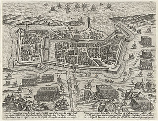 Siege of Calais (1596) 1596 battle