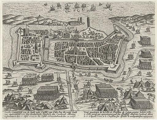 Calais 1596