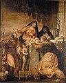 Caliari (attribué à) - Sainte famille avec sainte Catherine et une autre sainte, Inv. 284.jpg