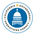 California Government Operations Agency seal.png