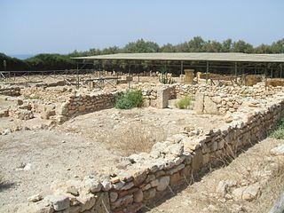 Kamarina, Sicily ancient Greek city state in Sicily