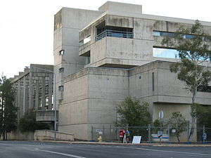 John Andrews (architect) - Cameron Offices, Canberra, Australia (1973–76)