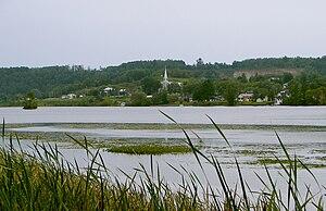 Campbell's Bay, Quebec - Image: Campbells Bay QC 1