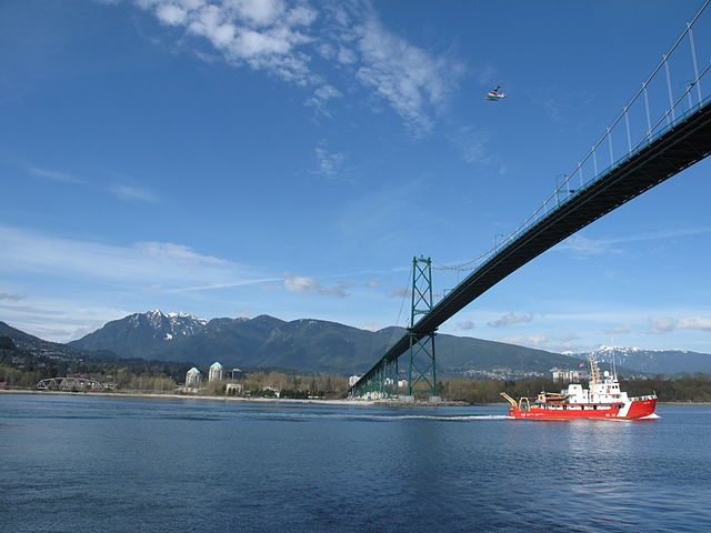 Vancouver Harbour By Kyle Pearce [CC BY-SA 2.0 (https://creativecommons.org/licenses/by-sa/2.0)], via Wikimedia Commons