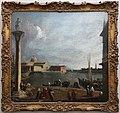 Canaletto, il bacino di san marco con san giorgio maggiore, 1726 ca., 01.jpg