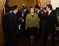 """Canciller Patiño acompaña a Presidente Correa durante condecoración con la """"Orden de San Lorenzo en Grado de Gran Collar"""" a Michelle Bachelet (4691797182).jpg"""