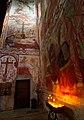 Candle glow - Gelati monastery.jpg