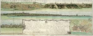 Siberia Governorate - Tobolsk in 1750