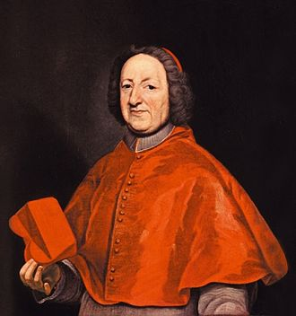 Jacobite rising of 1719 - Spanish Chief Minister Cardinal Giulio Alberoni