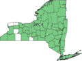 Carex stipata var stipata NY-dist-map.png