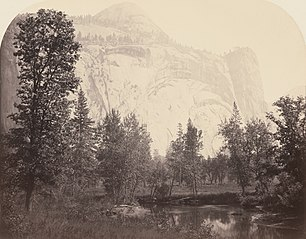 River View of the Royal Arches, Yosemite