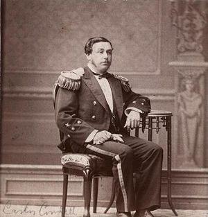 Carlos Condell - Condell in 1880