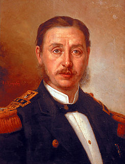 Carlos Condell Chilean naval officer
