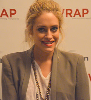 Carly Chaikin - Chaikin in 2012.
