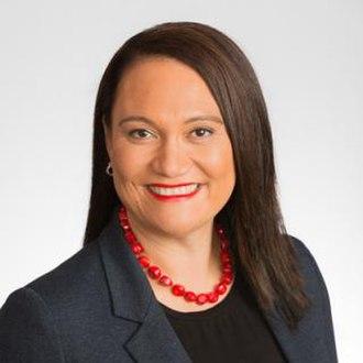 Minister for Social Development (New Zealand) - Image: Carmel Sepuloni