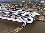 Carnival Triumph breaks loose from dry dock (Image 1 of 3) (8619547730).jpg