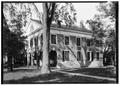 Caroline County Courthouse, U.S. Route 301 and Courthouse Lane, Bowling Green, Caroline County, VA HABS VA,17-BOGR,2-2.tif