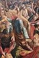 Carpaccio, storie di s.orsola 08, Martirio dei pellegrini e funerali di sant'Orsola, 1493, 03.JPG