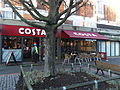 Carshalton Sutton Surrey London Costa Coffee.JPG