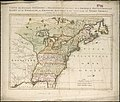 Carte des possessions angloises and françoises du continent de l'Amérique septentrionale = Kaart van de Engelsche en Fransche bezittingen in het vaste land van Noord America (4231921980).jpg