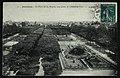 Carte postale - Asnières-sur-Seine - Le Parc de la Mairie , vue prise de l'Hôtel de ville - 9FI-ASN 417.jpg