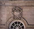 Cartouches as Keystone on the wing of the refectory 2.jpg