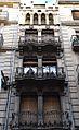 Casa modernista al carrer de sant Nicolau, 29, Alcoi.JPG