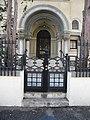 Casa pe Str. Dumbrava Rosie nr. 10, Bucuresti sect. 2(detaliu 2).JPG