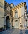 Casalbore (AV), 2017, Porta Fontana e Palazzo Maraviglia. (36127102323).jpg