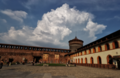 Castello Sforzesco, Milano (cortile).png