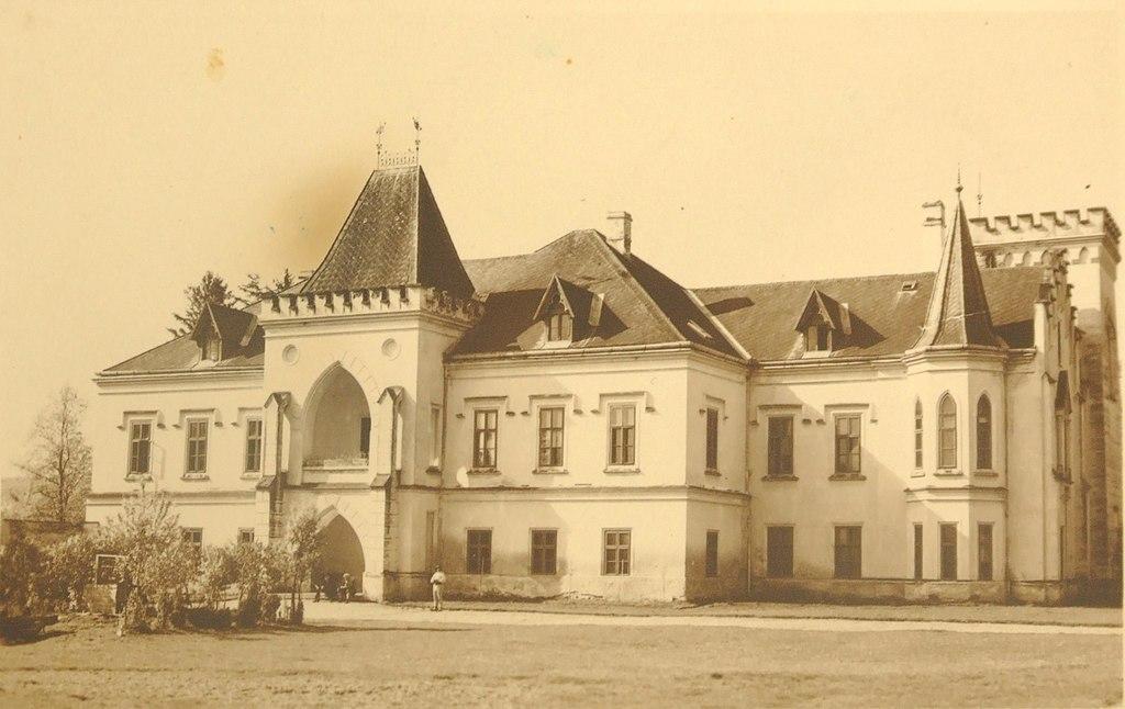 Castelul Familia Nopcsa 1926