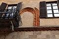 Castiglione olona, palazzo branda, esterno 03 ghiere di finestre decorate.jpg
