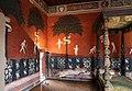 Castiglione olona, palazzo branda, interno, camera del cardinale 02.jpg