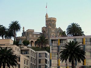 Brunet Castle - Image: Castillo Brunet