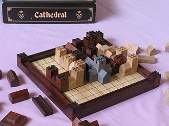 Cathedral (board game) - Cathedral