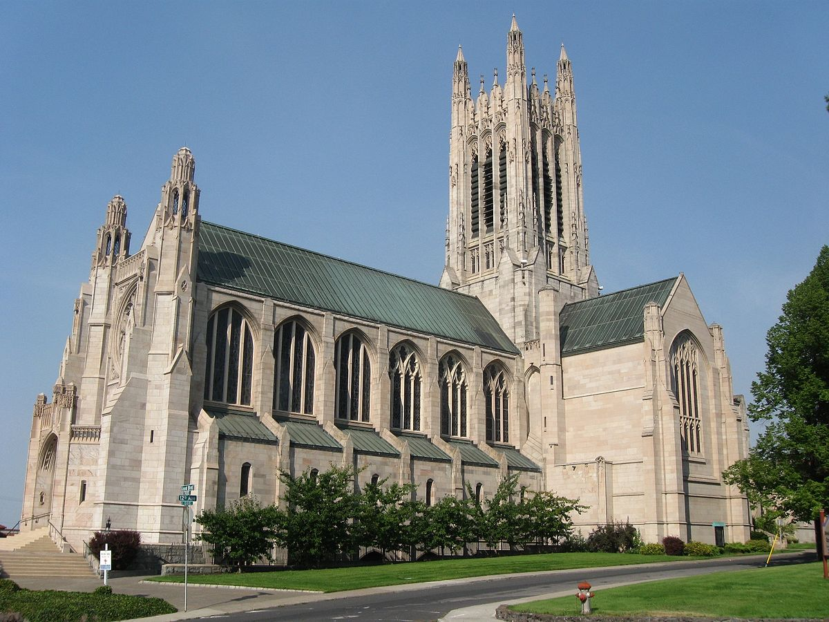 Attractive Washington Dc Churches #1: 1200px-Cathedral_of_St._John_in_Spokane.jpg