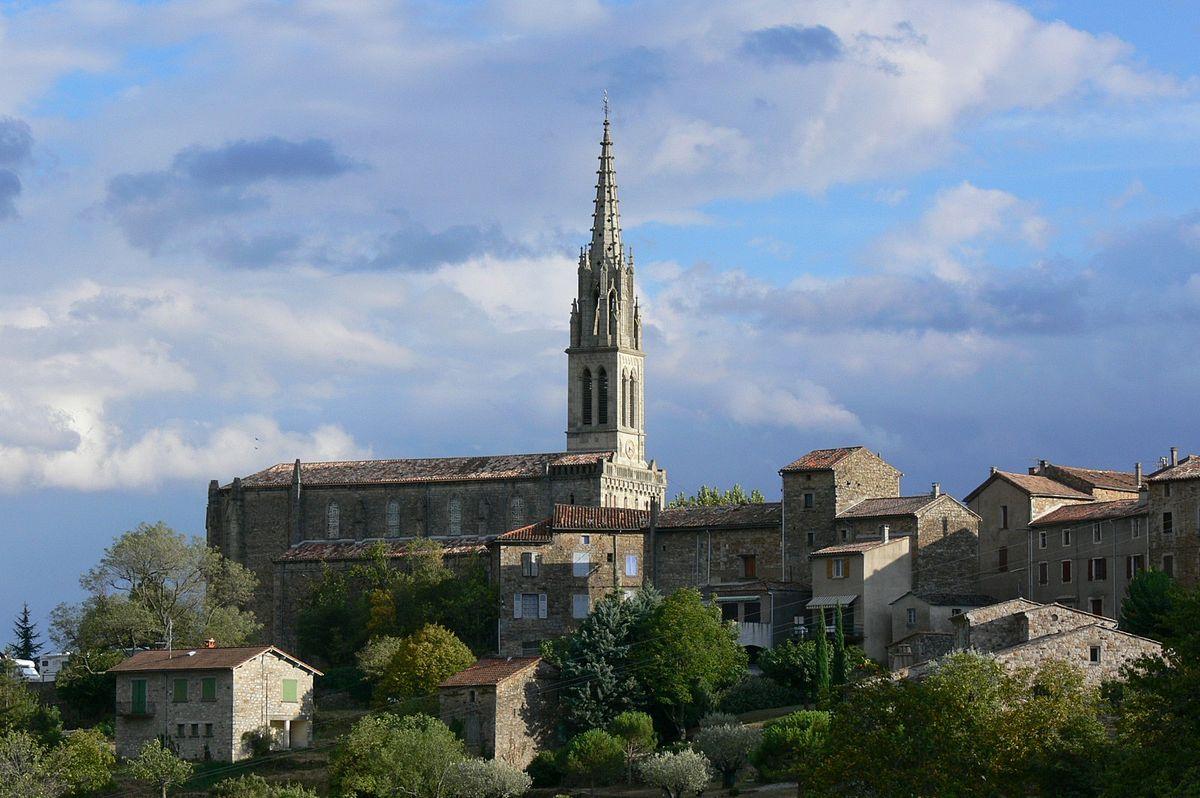 \u00c9glise Saint-Marcel de Saint-Marcel-l\u00e8s-Annonay \u2014 Wikip\u00e9dia