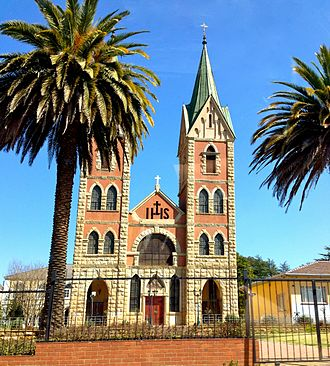 Kokstad - The St Patricks Catholic Cathedral