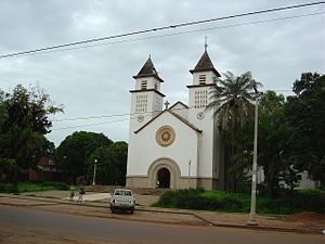 Christianity in Guinea-Bissau - Cathedral in Bissau